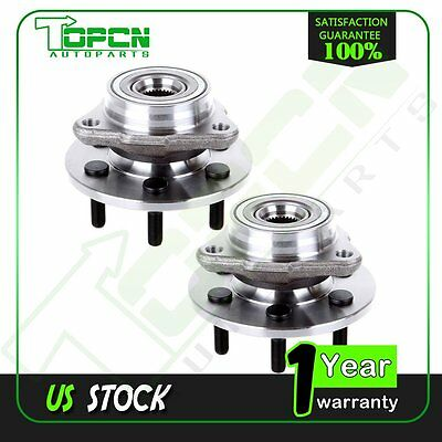 Front Fits Dodge DAKOTA & DURANGO Wheel Hub Bearing AWD 4X4 PICKUP TRUCK