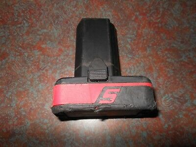 Snap On CTB8172 14.4v. Lithium Ion Battery RED