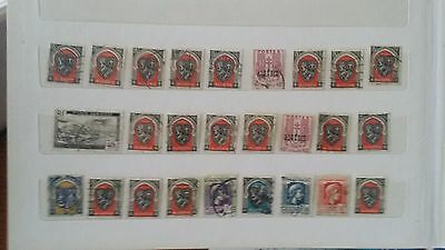 Algeria  used stamps   lot2