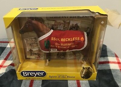 Sergeant Reckless Breyer Traditional # 1493