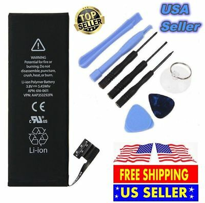 Brand-NEW-Original-OEM-Replacement-iPhone-5-Battery-1440-mAh-With-Free-Kit