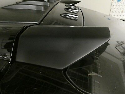 For 17-18 Honda Civic Hatchback Type R Style ROOF WING 2pcs