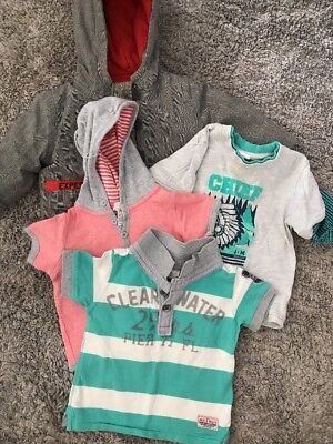 Jack & Milly Jacket and 3 T-shirts Size 0