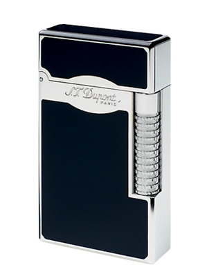 S.T. Dupont LeGrand Lighter With Dual Soft Flame & Torch, ST023010, New In Box