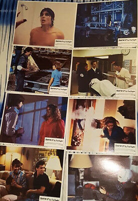 Friday the 13th The Final Chapter Lobby Cards