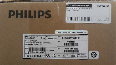 Philips Data Enabler Pro ZCX400 100-240V