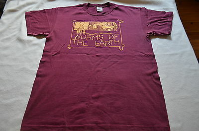 Worms of the Earth Band T-Shirt
