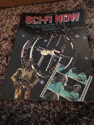 Sci-Fi Now by Alan Frank 1978 ( paperback ) great condition