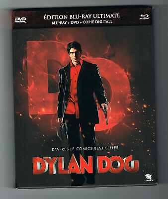 Dylan Dog - Brandon Routh - 2011 - Édition Ultimate - Blu-Ray + Dvd - Comme Neuf
