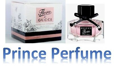 FLORA BY GUCCI GORGEOUS GARDENIA EDT VAPO NATURAL SPRAY - 30 ml