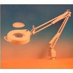 House of Famuir White Magnifying Lamp - 3 Diopter