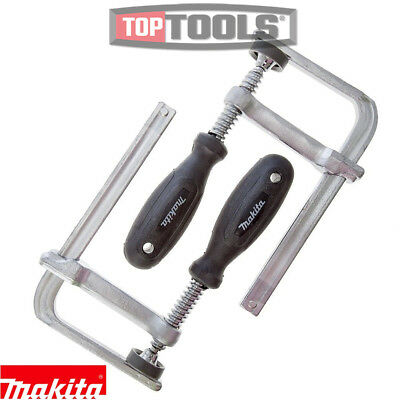 Makita 194385-5 Guide Rail Clamps For Plunge Saw SP6000 - 1 Pair