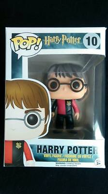 HARRY POTTER funko pop Harry #10 + poster POUDLARD/HOGWARTS