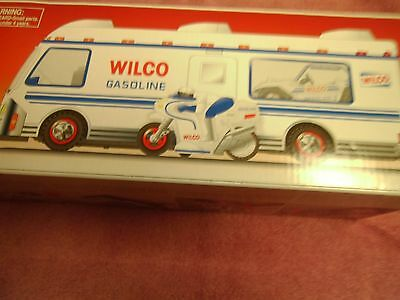 (2) VINTAGE 1999 WILCO Truck RV Recreation Van with Dune Buggy +Motorcycle NEW