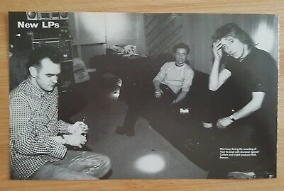 Collectable  morrissey magazine print picture cutting App 14.5x23cm