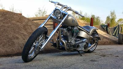 2004 Custom Built Motorcycles Chopper  custom chopper 2003