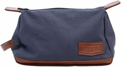 Uppercut Deluxe Canvas Washbag - Blue