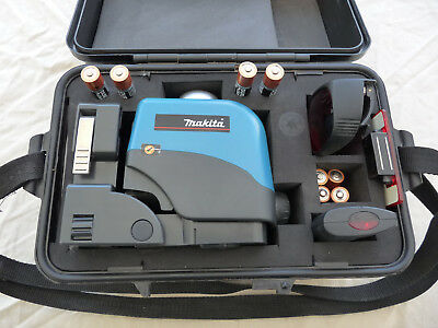 Makita SKR 60 Laser Level with LR60 remote control Lazer