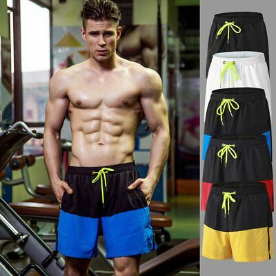 Yuerlian 7014 Men Sports Shorts Breathable Trousers Quick Dry Jogging Shorts OK