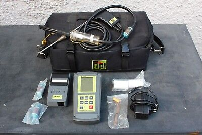 Used TPI 709R Flue Gas Analyser; Calibrated Until June 2018