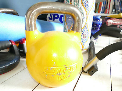 Kettle Bell Compact 16kg