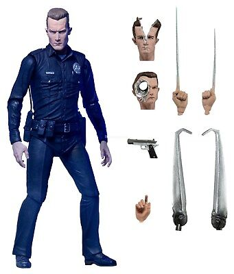 "Terminator 2 - 7"" Action Figure - Ultimate Terminator T-1000 - NECA"