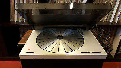 Bang & Olufsen Beogram 5500/WITHOUT STYLUS /SPARE/REPAIR LOW STARTING BID !