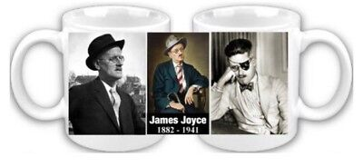 James Joyce Tribute Coffee Mug