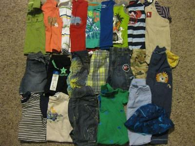 Baby boy Clothes 6-9-12 Months Summer Clothes Outfit Lot 22 pieces.