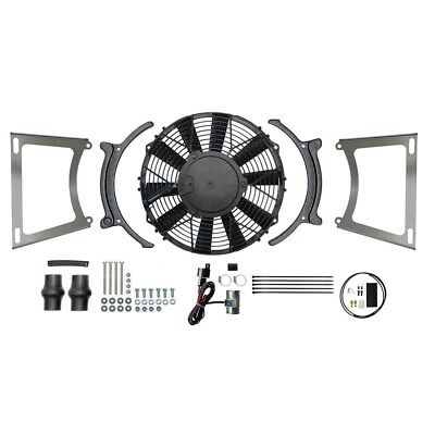 Revotec Kit ventilateur électrique MG B 62-76 (Masse négative-Negative Earth)