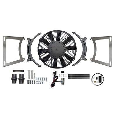 Revotec Kit ventilateur électrique MG B 62-76 (Masse négative-Negative Earth)