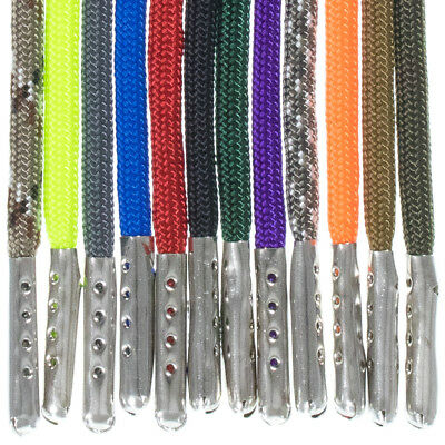 Paracord Boot Laces – Variety of Colors – 72 Inches