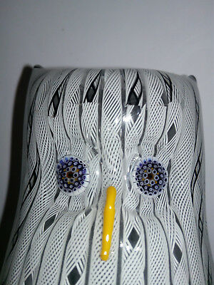 Mike Hunter Glass Owl Twists Glass Studio Excellent Condition