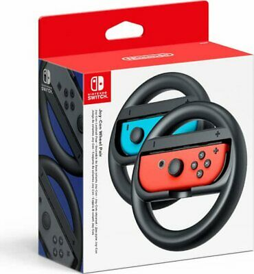 Accessorio Volante Nintendo Switch 2 pz colore Nero 2511166 Nintendo