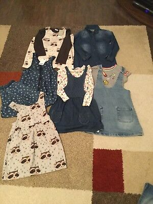 Girls Next age 5-6 years bundle excellent condition