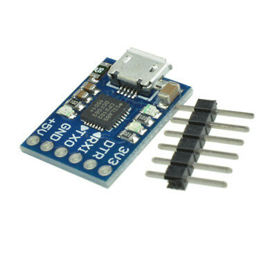 Replace FT232 MICRO USB to UART TTL 6Pin Serial Converter CP2102 STC ASS