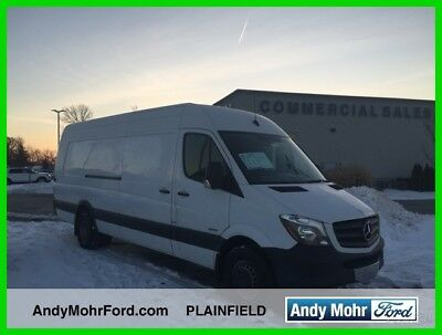 2015 Mercedes-Benz Sprinter Cargo 170 WB Used 15 Mercedes Cargo 170 WB Used Turbo 3L V6 Auto RWD Minivan Van Reserve
