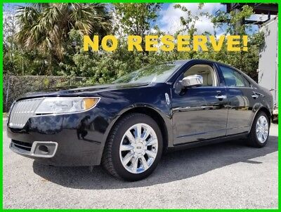 2011 Lincoln MKZ/Zephyr AWD FULLY LOADED REBUILT NO RESERVE! 2011 LINCOLN MKZ AWD FULLY LOADED FLORIDA NO RESERVE!