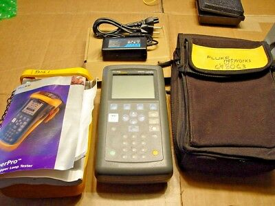 Fluke Networks 990DSL CopperPro EXCELLENT  CONDITION, WIDE BAND TDR