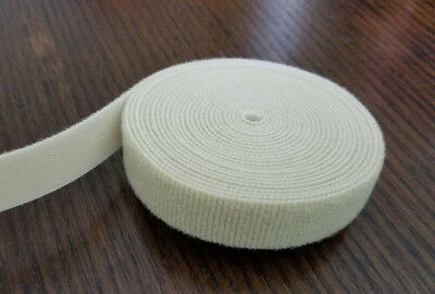 "VELCRO® Brand Reusable ONE-WRAP® Strap Double Sided 3/4"" X 12ft (4 yards) Beige"