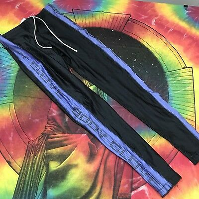 Womens 1988 Body Glove Large Spellout Leggings Size S Rare Surf Vintage