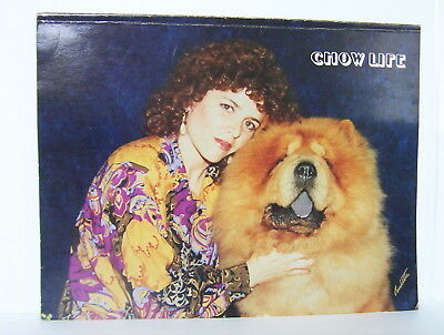 Chow CHOW LIFE Magazine Fall Specialty Show Winners Issue 1992 CCC Inc Dog Club
