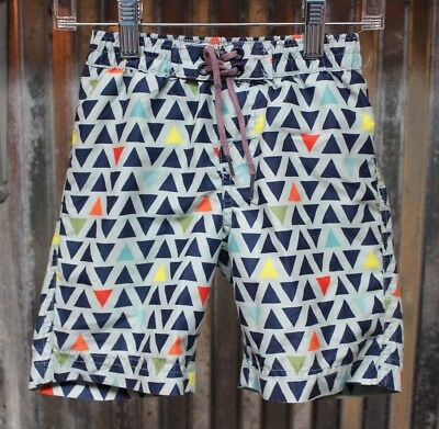 Tea Collection Swimwear Swim Trunks Triangle 4T