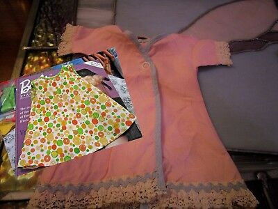 Two Vintage Baby Doll Night Shirts Play Tops 50's/60's