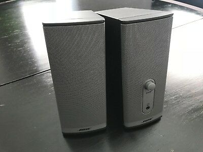 Bose Companion 2 Series Ii Multimedia Speaker System
