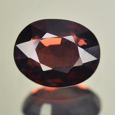 WOW Beautiful 1.52Cts 100%natural Nice Deep Red Color Borma Spinel For Jewelry