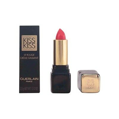 Guerlain - KISSKISS lipstick 345-orange fizz 3.5 gr