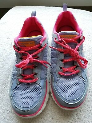SKECHERS SKECH KNIT Running Shoes Multi Color ( Size 7.5