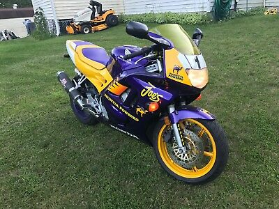 1996 Honda CBR  1996 Honda CBR600 SMOKIN JOES FACTORY LIMITED ONLY 2K MILES RUNS DRIVES MINT