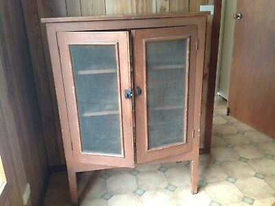 Antique Meat Safe